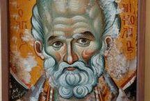 ΦΡΕΣΚΟ / Έργον Θεολόγου Σκορδίλη