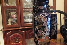 Asian Vases / All kinds #Vintage #Asian #Vases   http://stores.ebay.com/rebeccastreasureswv or https://www.facebook.com/RebeccasTeasures?ref=aymt_homepage_panel 15% OFF ASIAN SALE UNTIL 11/25 7 PM F/B 304 620-0879