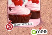 Valentine's Day Sweets & Treats / Share these fabulous sweets and treats with the ones you love this Valentine's Day.