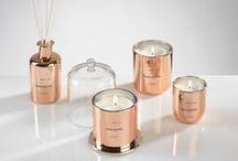Candele & Fragranze / Candele decorative e candele profumate, diffusori di aromi e gessetti profumati...