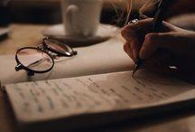Writer aesthetic