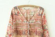 Clothing / by Gretchen Gerdsen Sword