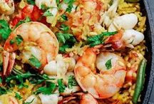Tasty Seafood Recipes! / Amp up those omegas with fresh, sustainable seafood! Featuring everything from crab to shrimp to salmon, these recipes rock!