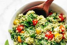 Clean Eating Recipes and Easy Meals / Let's make clean eating fun and EASY with healthy whole foods and array of tasty options from breakfast to dinner!