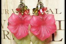 Jewelry Stuff / I love Jewelry, so much that I have to make it!! / by Clara Bushyhead