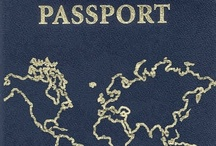 Passport Required / by Jetsetter
