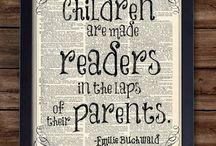 I am a READER! / by Vicki Marseglia