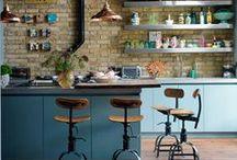 Kitchen / by Jesussauvage
