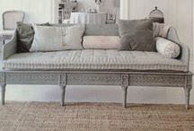 Belgium Beauty / Belgium, Gustavian design, pictures for the home that will inspire you to want to create this look in your home.