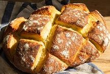 Bread Recipes / Bake up a storm with our favorite recipes for bread.  / by Tasting Table