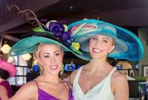 Stylish Ladies / Inspiration for the perfect look for a day of #horseracing fun!