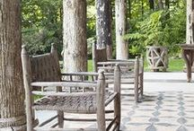 Patios and Outdoor Décor / by Dash and Albert Rug Company