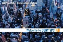 CUNY SPS Community Board / The SPS Community Board is a place for friends of the CUNY School of Professional Studies to pin their favorite things. To join, simply follow this board and we'll send you an invite! **This board is monitored by SPS staff and pins that are inappropriate or offensive will be removed. Please do not post advertisements of any kind!**  Questions? Email marketing@sps.cuny.edu