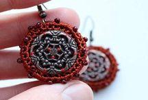Crochet Jewelry / by Kerri Mains