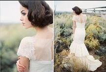 wedding dresses / by Anna Patrick