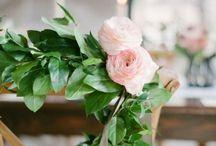 wedding flowers / by Anna Patrick