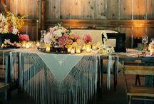 wedding decor / by Anna Patrick