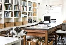 KPI NEW OFFICE  / by Kristin Peake Interiors