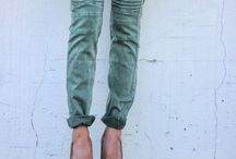 pants / by Anna Patrick