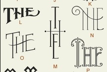 Fonts / by Cameron Baker
