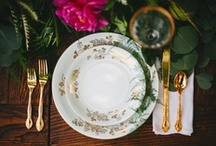 I'm Having a Party: Table Settings / by Sheena L