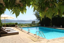 Villa La Chenoiserie, St. Tropez, France / Secluded, yet close to the bright lights of St. Tropez. Glorious gardens, yet close to the beach. Elegant and indulgent, yet completely relaxed. Fully staffed yet totally private. We love the French Riviera vibe.