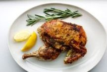 Chicken Recipes / Embrace the season with our favorite recipes highlighting all the different ways you can cook with chicken.  / by Tasting Table