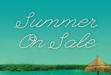 Summer on Sale / Get exclusive deals on the hottest spots to sun yourself this season. http://bit.ly/181AP38 / by Jetsetter