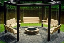 Garden Spaces - Structures / by Cameron Baker