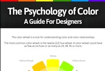CommDes Ideas - Color Psych / by Cameron Baker