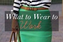 work it / by Anna Patrick
