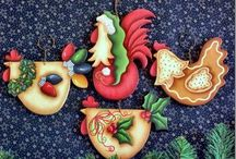 Crafty: Decorative Painting / by Sharon N