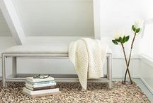 Wool Area Rugs by Dash and Albert Rug Company / Check out our wonderful world of wool rugs in woven, tufted, and hooked constructions. Durable and beautiful! / by Dash and Albert Rug Company