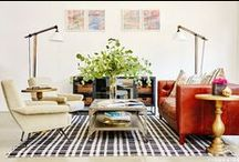 Cotton Rugs by Dash and Albert Rug Company / Easy, lightweight, and full of character — we've got dozens of fresh and fun cotton rugs to give any floor an instant perk-me-up! / by Dash and Albert Rug Company