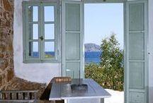 * Vacation Home * / Limani Gerakas.  Construction, Design & Home décor ideas