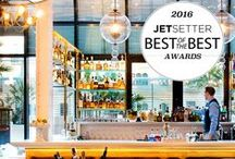 Award-Winning Hotels / At Jetsetter, we know the best hotels in the world, but only a select few can win our Best of the Best awards. We give you insight on the hotels who win: best all-inclusive, best hotel for romance, best eco-lodge, best design, best for families and many more. Plot your next escape with our list of winners.  / by Jetsetter | Travel