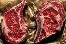 Best Beef Recipes / Meat your maker with our favorite beef recipes ideal for dinner.  / by Tasting Table