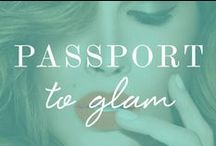 Passport to Glam / A place to be inspired by beauty, from bold eye shadow to Bali! / by Jetsetter