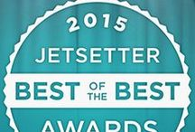 2015 Best of the Best Awards / Awards season is coming soon for the Jetsetter Best of the Best Awards. Help us choose the Members' Choice Best of the Best Award.  / by Jetsetter