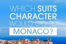 Jetset With Suits / How well do you know the Suits characters? Test your show and travel IQ for a chance to win a trip to the set of Suits courtesy of Jetsetter.  / by Jetsetter