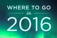 Where to Next / New year, new adventures – This board is dedicated the travel destinations that have made it to the top of our list for 2016 / by Jetsetter | Travel
