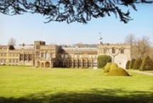 Weddings / The perfect wedding venue for romance and history.