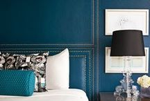 Eclectic Decor / Home Decor inspired by hotels who do it best