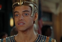 Rami Malek in Night at the Museum 2: Battle of the Smithsonian