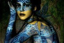 (henna) tattoo