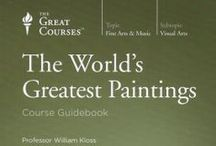 The Great Courses Series / DVD's (with a guide book) for you to check out and take home! / by SC4 Library