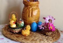 Easter tree / Easter tree