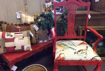 ALLI / Specializing in: Painted Furniture, Decorative Accessories, Pictures, Silver, and Pillows