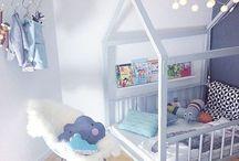 Interiør og ideer til barnerom