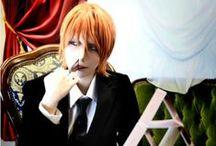 Cosplay -Hunter x Hunter- / Hisoka is my husband from this fandom XD